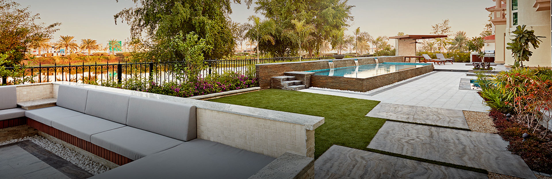 Landscape designer dubai landscape design company for Design your landscape