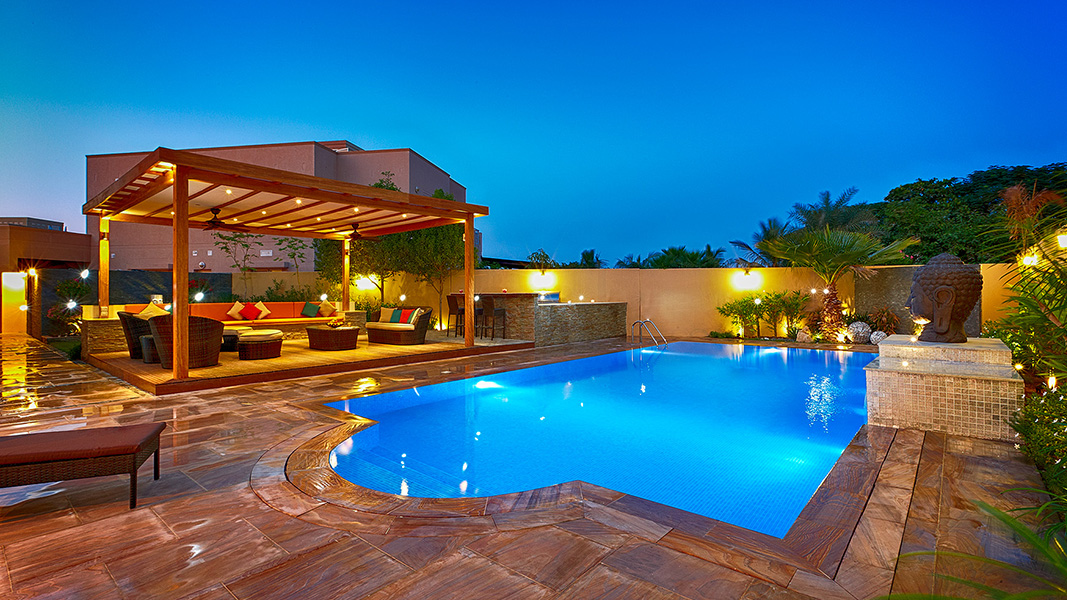 Pool design dubai 9 great reasons to have a pool in your for Pool design dubai