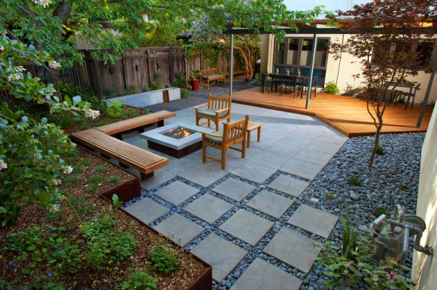 Modern Landscape Design Tips To Transform Your Backyard Milestone,Simple Landscape Design Front Of House
